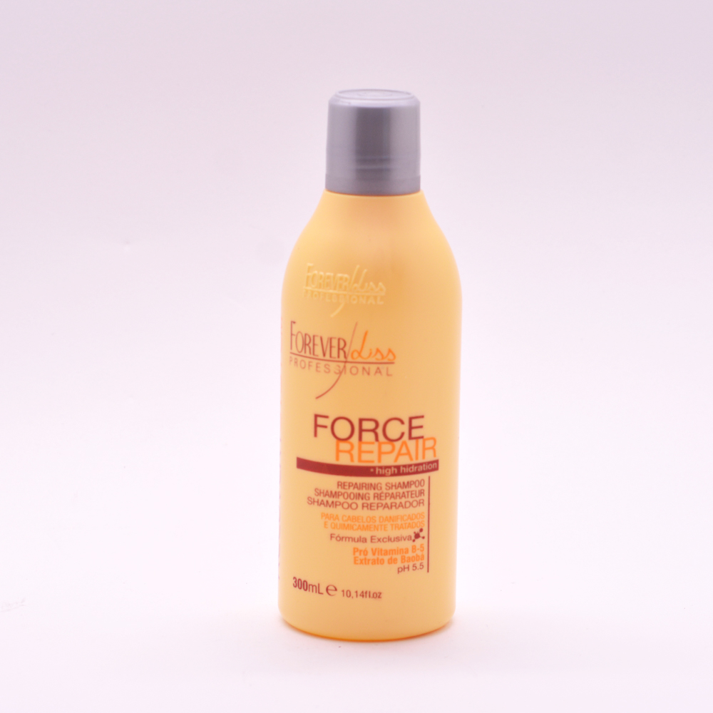 b0b5a54dc9eba Shampoo force repair forever liss 300ml